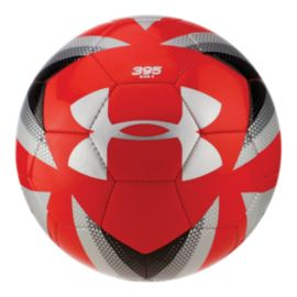 Under Armour 395 Desafio Size 5 Soccer Ball - Risk Red
