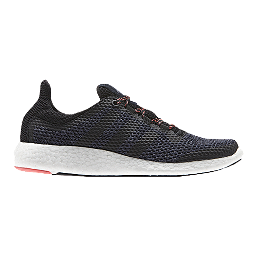 5b7c29386 adidas Women s Pure Boost Chill Running Shoes - Black Grey