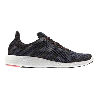 adidas Women's Pure Boost Chill Running Shoes - Black/Grey
