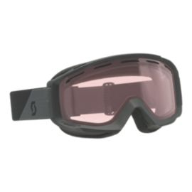 SCOTT Habit Black Ski Goggles - 16/17