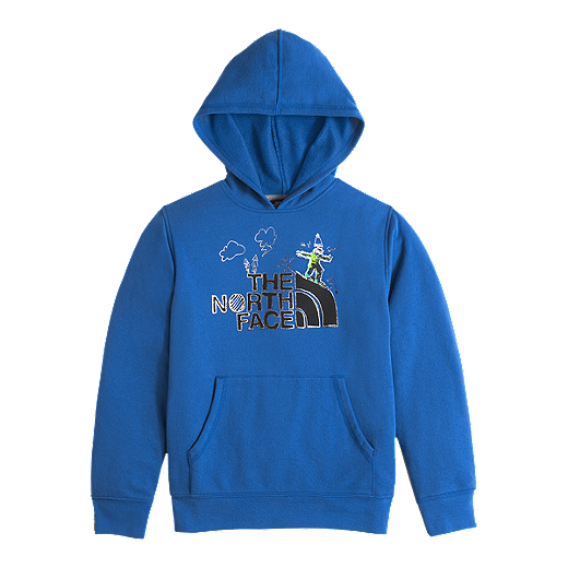 8028970aa The North Face Boys' Half Dome Pullover Hoodie | Sport Chek