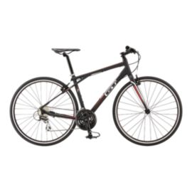 GT Vantara Comp Men's Gunmetal 700C Urban Bike