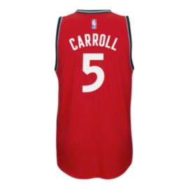 Toronto Raptors DeMarre Carroll Swingman Basketball Jersey