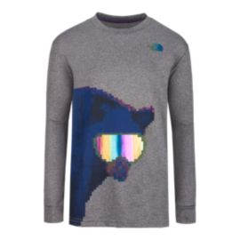 The North Face Reaxion Boys' Long Sleeve Tee