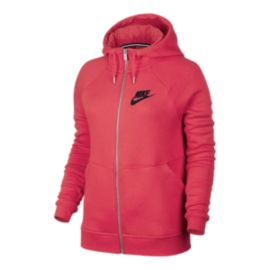 Nike Sportswear Rally Fleece Women's Full Zip Hoodie