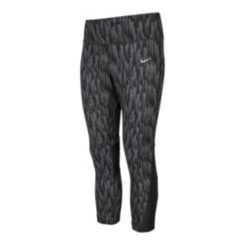 Nike Run Racer Netted All Over Print Crop Women's Tights