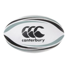 Canterbury CCC Practice Ball - White/Grey/Black