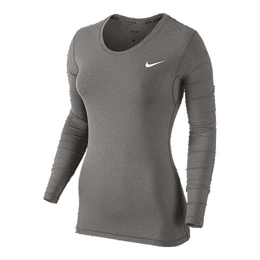 51975a885 Nike Pro Cool Women's Long Sleeve Top   Sport Chek