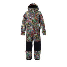 fc55f7e44b6 Burton Toddler Boys' Minishred Striker One Piece Snowsuit | Sport Chek
