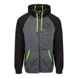 Fox Off Road Men's Full-Zip Hoodie