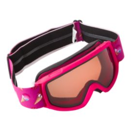 Smith Sidekick Pink Junior Goggles - 16/17