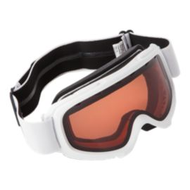 Smith Gambler White Junior Ski & Snowboard Goggles - 2017/18