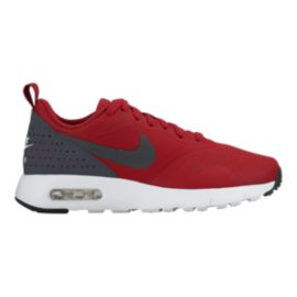 Nike Kids' Air Max Tavas Grade School Casual Shoes - Red/Anthracite/White