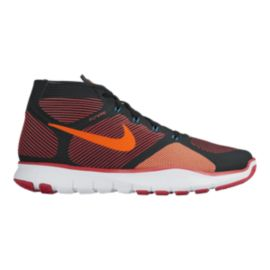 Nike Men's Free Train Instinct Training Shoes - Black/Red/White