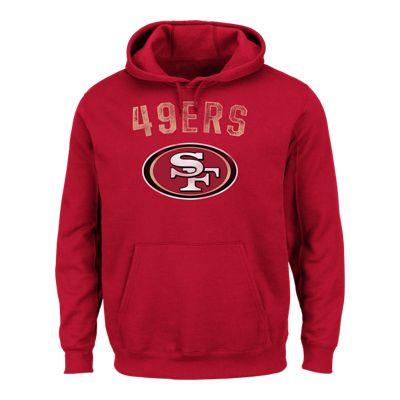 San Francisco 49Ers Kick Return Hoodie