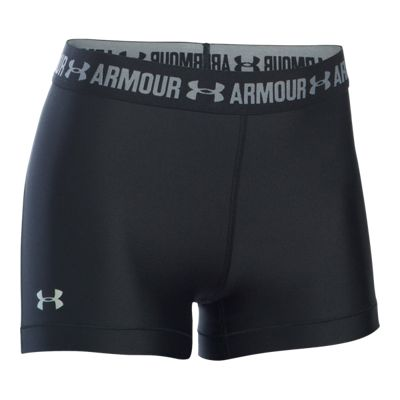 Under Armour HeatGear® Armour 3 Inch Women's Shorts