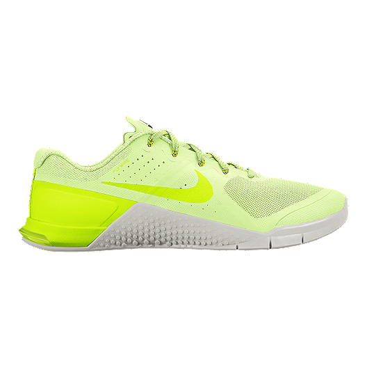 ad37b880f461f Nike Men s Metcon 2 Training Shoes - Yellow White
