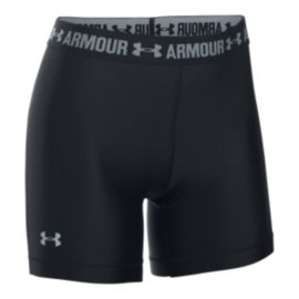 Under Armour HeatGear® Armour 5 Inch Women's Middy Shorts