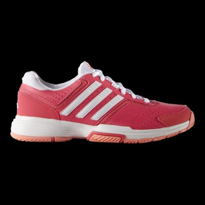 adidas le barricate corte 2 paia di scarpe da ginnastica rosa / white sport chek