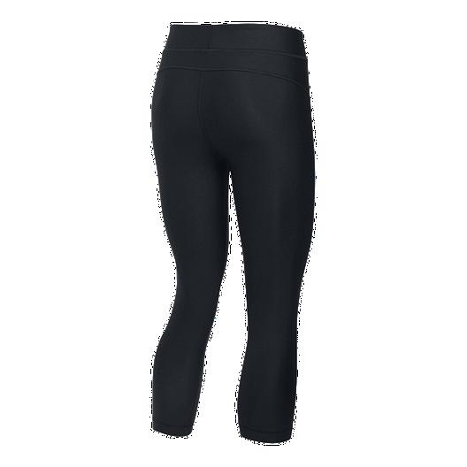 68dd73d0492d8a Under Armour HeatGear® Armour Women's Capri Tights | Sport Chek