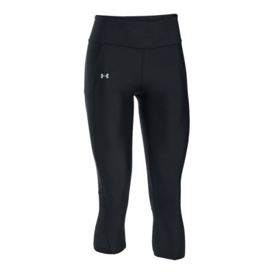 Under Armour Run Fly By Women's Capri Tights