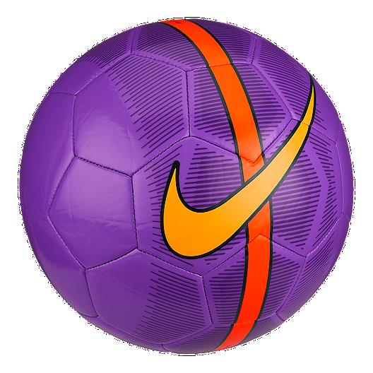 nowe obrazy podgląd sprzedaż online Nike Mercurial Fade Size 5 Soccer Ball - Purple/Pink Blast ...