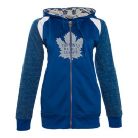 Toronto Maple Leafs Women's Ellie Full Zip Hoodie