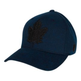 Toronto Maple Leafs Darkened FlexFit Cap