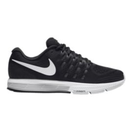 Nike Men's Air Zoom Vomero 11 Running Shoes - Black/White