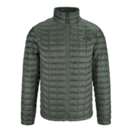 The North Face Thermoball Men's Full-Zip Jacket - Duck Green