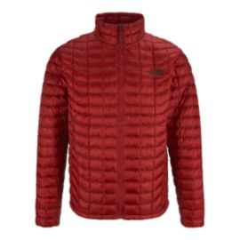 The North Face Thermoball Men's Full-Zip Jacket - Cardinal Red