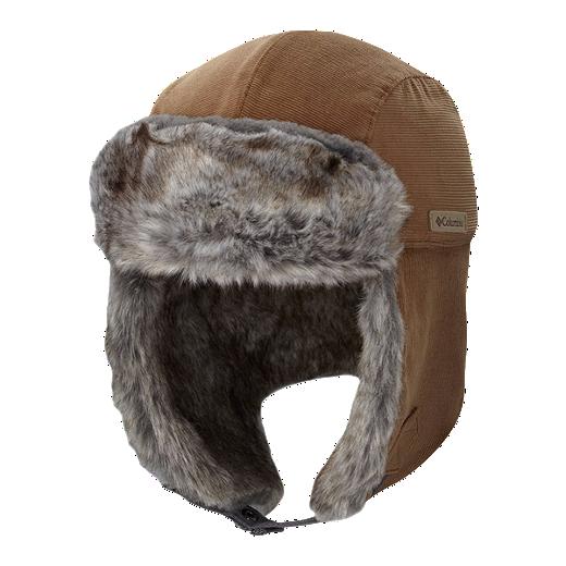 b5413d1acf268 Columbia Men s Noble Falls II Trapper Hat - 257 DELTA CORDUROY