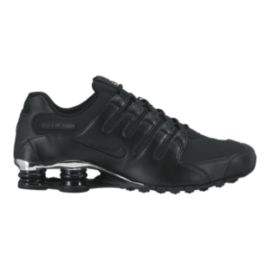Nike Men's Shox NZ Premium Shoes - Black