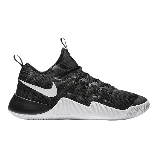 ca204d2ec9d Nike Men s Zoom HyperShift Basketball Shoes - Black White