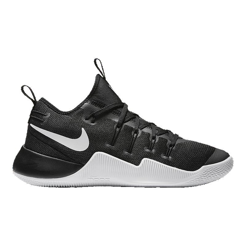 4fc9a745121 Nike Men s Zoom HyperShift Basketball Shoes - Black White