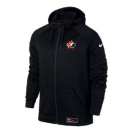 Team Canada Premium Therma Full Zip Hoodie