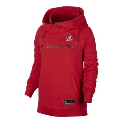 nike hoodie canada women's