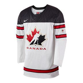 641be1f8591 Team Canada Nike Twill Hockey Jersey