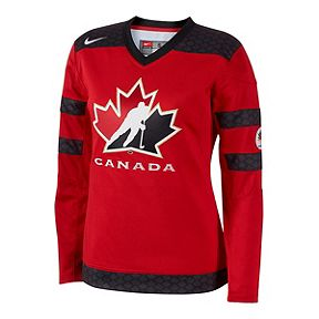 Team Canada Fan Women s Hockey Jersey 6e9c9932f91