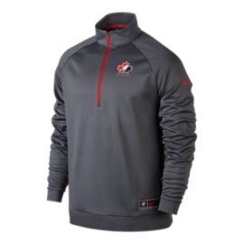 Nike Team Canada Therma Long Sleeve Shirt