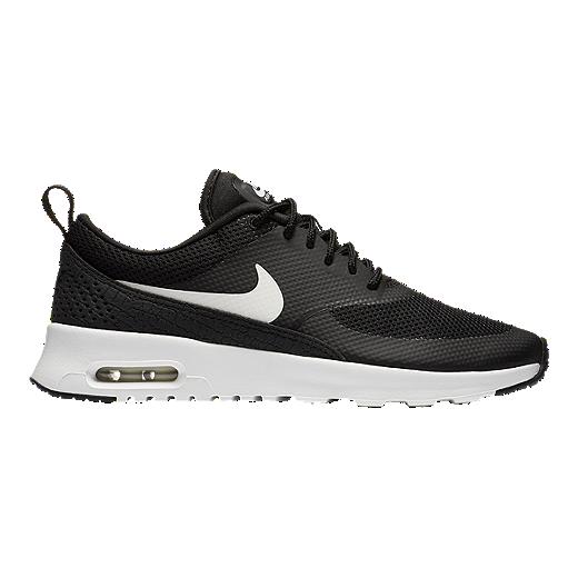 on sale 3901f c90d4 Nike Women s Air Max Thea Shoes - Black White   Sport Chek