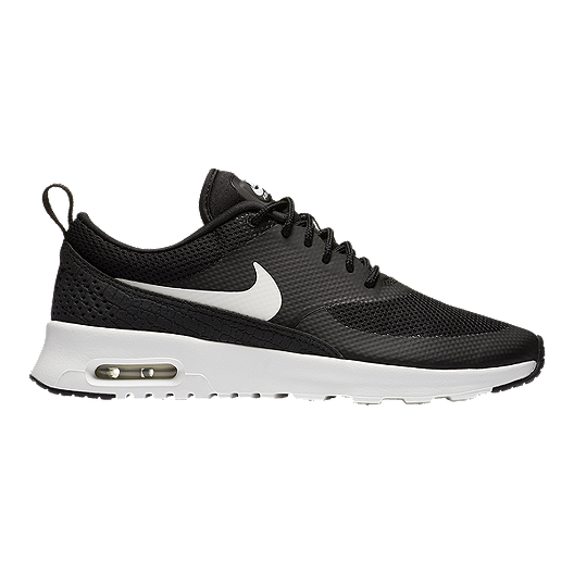 on sale 26fed d1b20 Nike Women s Air Max Thea Shoes - Black White   Sport Chek