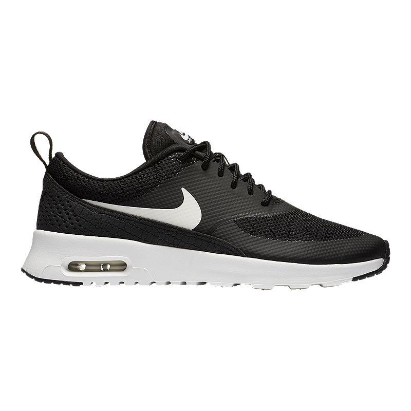 Nike Women's Air Max Thea Shoes - Black/White