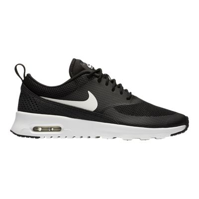 Nike Women's Air Max Thea Shoes - Black/White