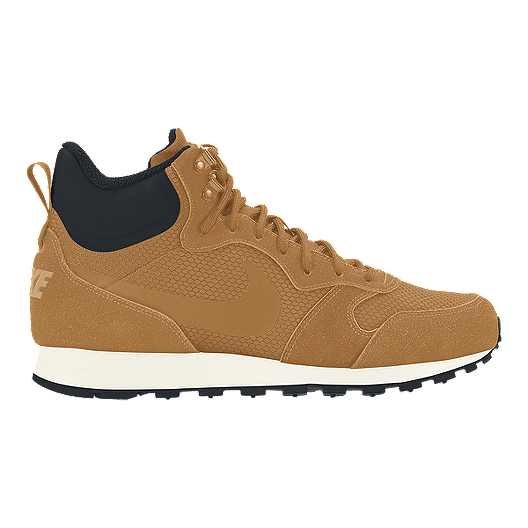 abd862c8b2e2f Nike Men s MD Runner 2 Mid Premium Shoes - Wheat
