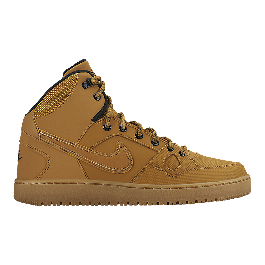 364d84c806b2 Nike Men s Son of Force Mid Winter Shoes - Wheat