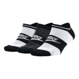 Nike Sportswear Striped No Show Women' Socks - 3-Pack