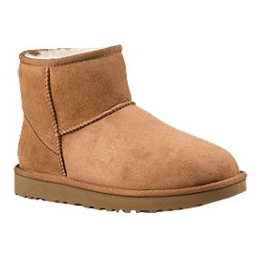 UGG Women's Classic II Mini Winter Boots - Tan