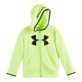 Under Armour Boys' 4-7 Armour® Fleece Highlight Full Zip Hoodie