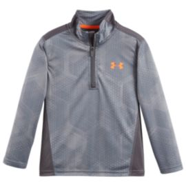 Under Armour 4-7 Boys Hexiscope 1/4 Zip